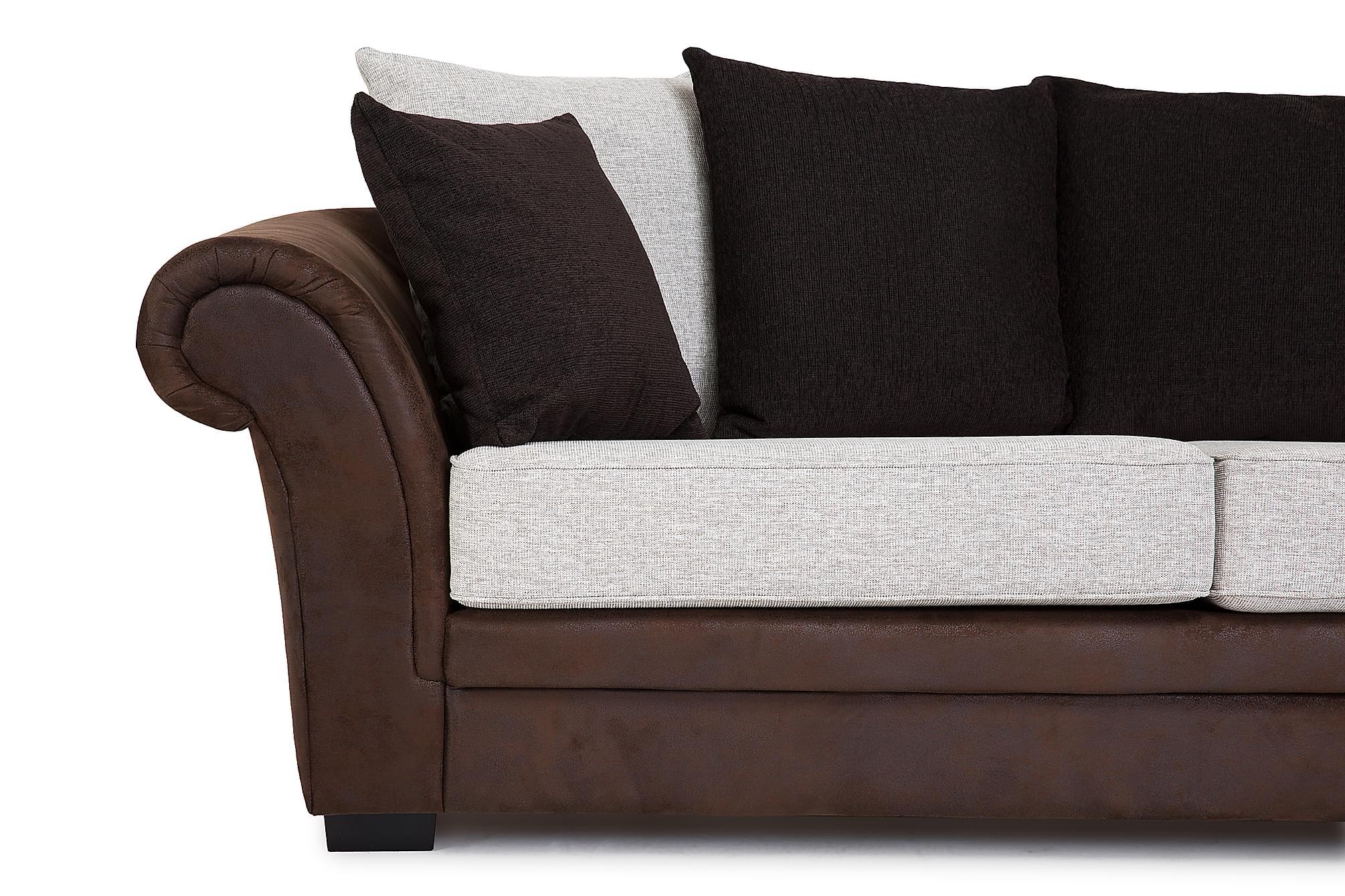 Toronto 3 Seters Sofa