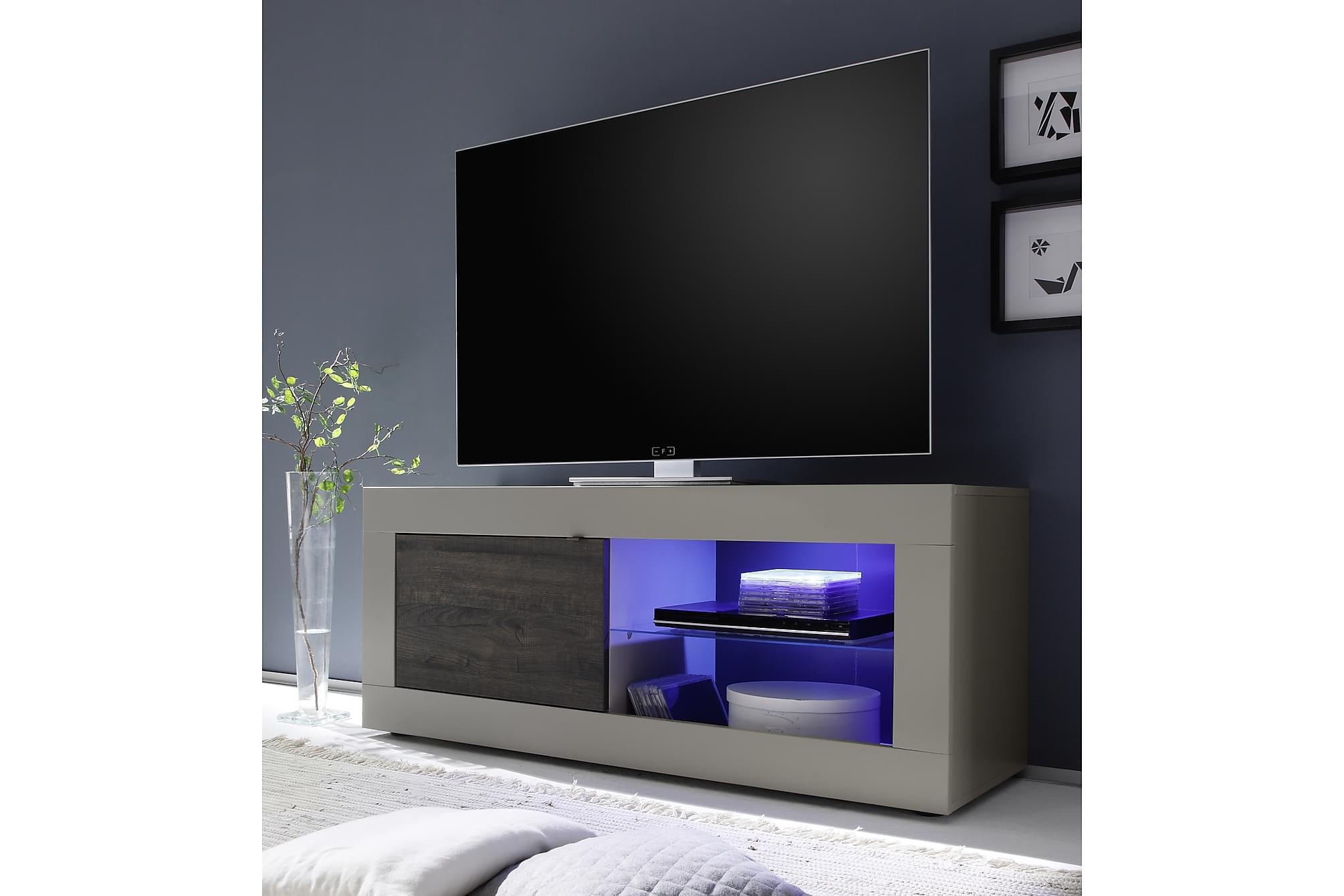 basic tv benk smal sand wenge. Black Bedroom Furniture Sets. Home Design Ideas